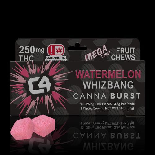 WATERMELON 250MG w - chews