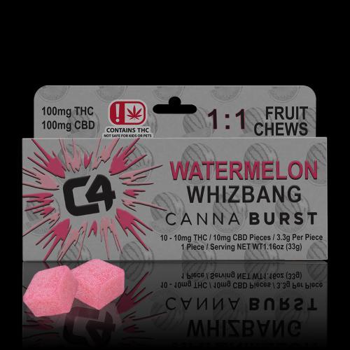 WATERMELON 1 TO 1 w - chews